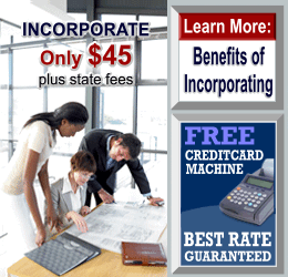 Incorporate a Business | Online Business Incorporation Services ...